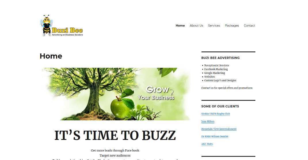www.buzibee.co.za